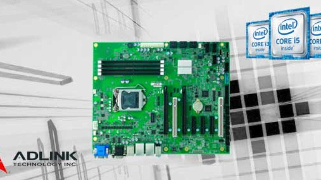 IMB-M43 para 6º geração Intel® Core™ i7